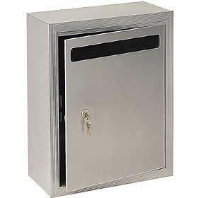 Locking Mailbox Image