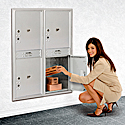 Commercial Parcel Lockers